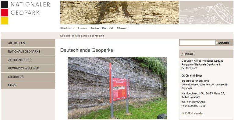 Nationale Geoparks
