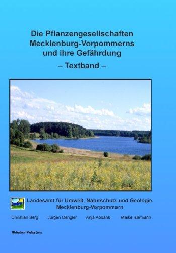 Pflanzengesellschaften Textband