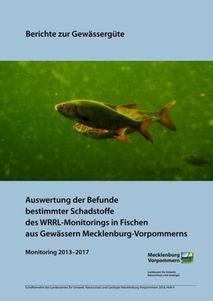 Grafik Bericht Schadstoffe in Biota