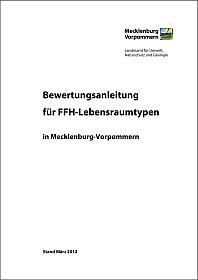 Titelseite Bewertungsanleitung