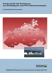 Titelseite Kartieranleitung terrestrisch